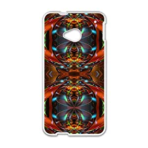 Creative Artistic aesthetic pattern fashion phone case for HTC One M7