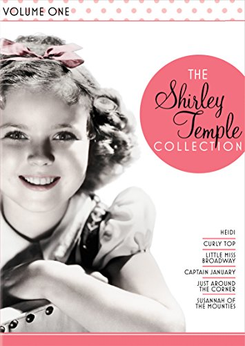 The Shirley Temple Collection, Vol. 1: Heidi / Curly Top / Little Miss Broadway / Captain January / Just Around the Corner / Susannah of the Mounties