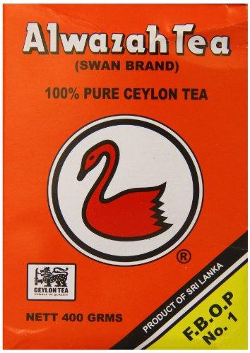 Alwazah Tea, Pure Ceylon, 14.1 Ounce