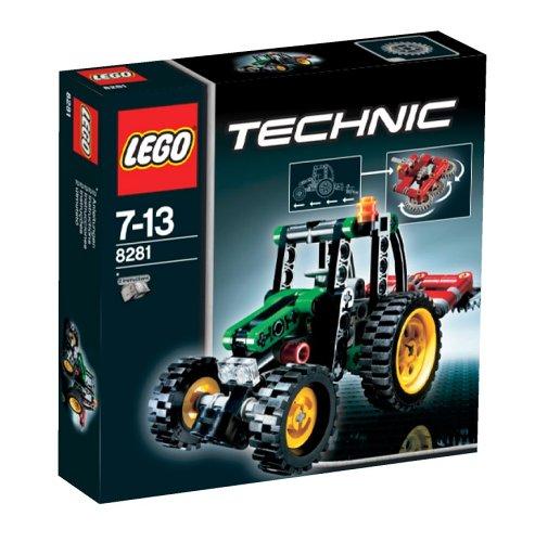 LEGO Technic 8281 8281 8281 - Minitraktor 4ab5c2