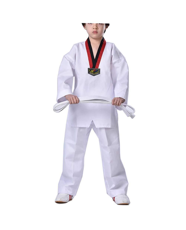 NY- Taekwondo Kleidung Baumwolle Erwachsene Kinder Taekwondo GI ...