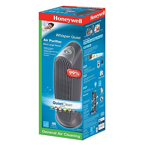 Honeywell, HD123GHD, QuietClean Air Purifier ()