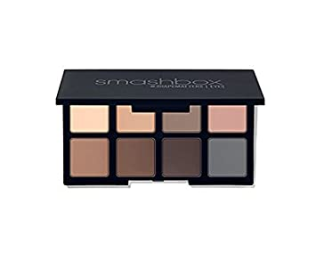 Amazoncom Smashbox Mini Photo Matte Eyes Palette 017 Ounce Beauty