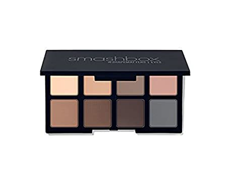 Smashbox Mini Photo Matte Eyes Palette, 0.17 Ounce