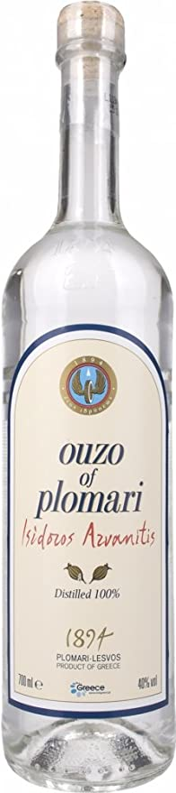 3 opinioni per Ouzo plomari (1x 0,7l)