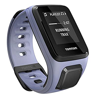 TomTom Spark Cardio+ Music + Bluetooth Headphones GPS Fitness Watch