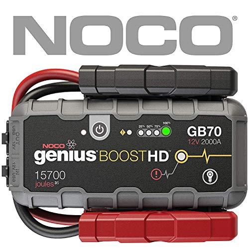 ; Jump Starter-Boost Hd 2000A - Noco GB70