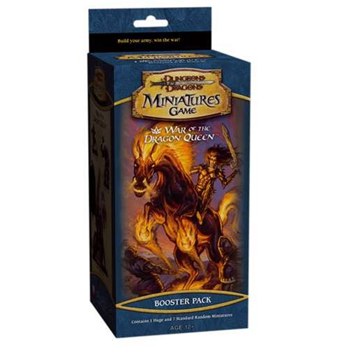 Wizards of the Coast 95052 - Dungeons und Dragons: War of the Dragon Queen Huge