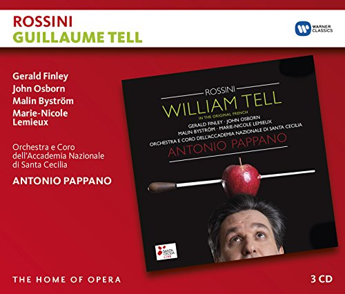 Rossini: Guillaume Tell (3CD) (Guillaume Tell Rossini)