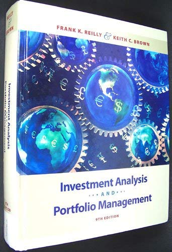 Investment Analysis and Portfolio Management (Book Only)