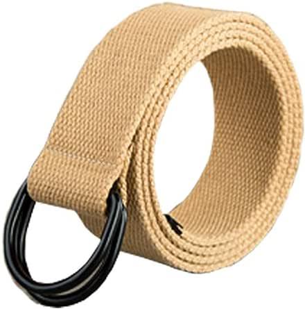 حزام قماش كاكي -نساء