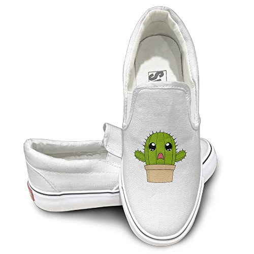[Huanci Hug Me Slip-on Unisex Flat Canvas Shoes Sneaker 35 White] (Flash Drive Costume)