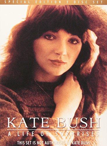 DVD : Kate Bush - Kate Bush: A Life Of Surprises (2PC)