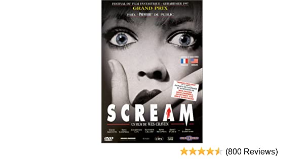 Amazon.com: Scream: Neve Campbell, Courteney Cox, David Arquette, Skeet Ulrich, Drew Barrymore, Roger Jackson, Kevin Patrick Walls, David Booth, ...