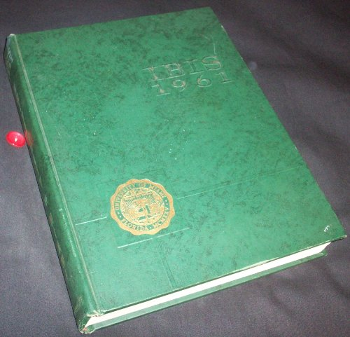 1961 IBIS - Yearbook from UNIVERSITY OF MIAMI, Coral Gables, - Stores Gables Coral