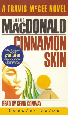 Book cover from Cinnamon Skin (Travis McGee Mysteries) by John D. MacDonald