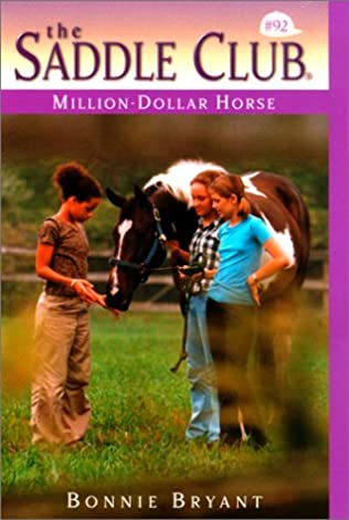 book cover of Million-Dollar Horse