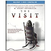 The Visit (Blu-ray + DIGITAL HD) (2015)