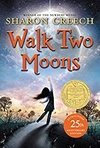 Paperback Walk Two Moons Book