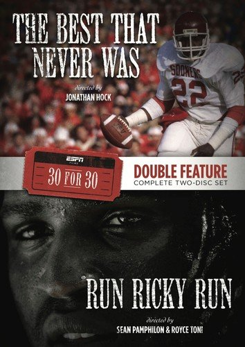 ESPN Films 30 for 30 Double Feature: Best That Never Was and Run Ricky Run (Marcus Dupree The Best That Never Was)