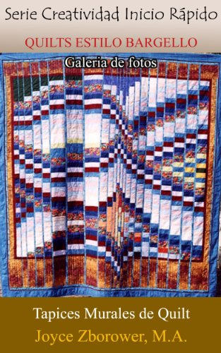 QUILTS ESTILO BARGELLO Galería de Fotos (Spanish Crafts Series nº 4) (Spanish Edition