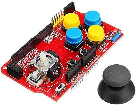 ZT-TTHG マウス機能スポットSteuermodul付きクリニークジョイスティックシールドゲームの拡張ボードのアナログキーボード