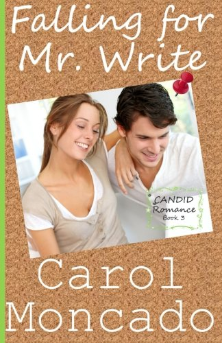 Download Falling for Mr. Write: Contemporary Christian Romance (CANDID Romance) (Volume 3) pdf epub