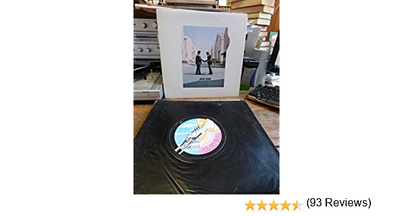 Pink Floyd : wish you were here - 1975 - 2 c 068-96918 Importación