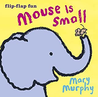 Book Cover: Mouse Is Small