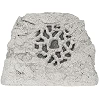 SpeakerCraft Ruckus 6 One Rock Landscape Speaker - Each (Gray/Granite)