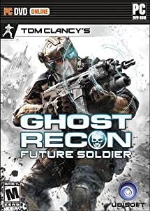 Tom Clancy's Ghost Recon: Future Soldier - PC