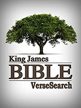 KING JAMES BIBLE with VerseSearch by [God]