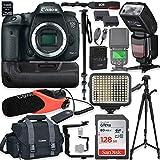 Canon EOS 7D Mark II DSLR Camera Body (Wi-Fi) Kit with Pro Photo...