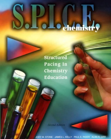 Structured Pacing in Chemistry Education: Spice Chemistry