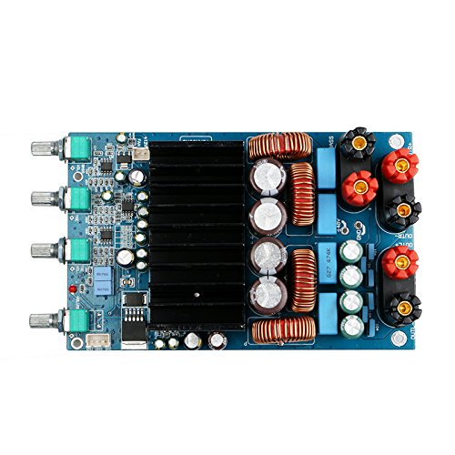 Nobsound TAS5630 2.1 Channel 4ohm Class D Digital Amplifier Board; DIY Power Amp Board for Audiophiles - Digital 150 Amplifier Watt
