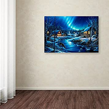 Beauty In Everything by Chuck Black, 16×24-Inch Canvas Wall Art