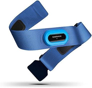 Garmin HRM-Swim - Pulsometro deportivo, color Azul: Amazon.es ...