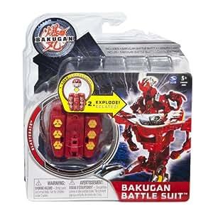 Spin Master 6018000 Bakugan Battle Suit - Armadura para Bakugan