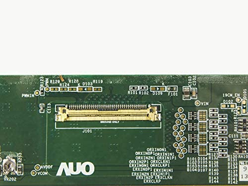 "Green Cell PRO Schermo per Portatile Sony Vaio SVE1713D4E SVE1713DCXB - 17.3"" LED Display HD+ 1600x900 Screen 40 Pin LVDS Lucido Glossy"