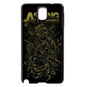 Famous Asking Alexandria Band Theme Series Best Sale Phone For Samsung Galaxy Note 3 N9000 Plastic Back Case (2)