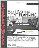 Meeting and Event Planning, Joe LoCicero, 1598692712