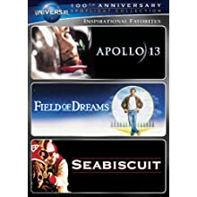 Inspirational Favorites Spotlight Collection [Apollo 13, Field of Dreams, Seabiscuit] (Universal's 100th Anniversary) (1989)