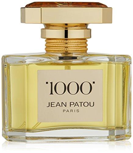 Jean Patou 1000 Eau De Toilette Spray for Women, 1.7 Fl Ounce