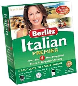 Berlitz Italian Premier (Win/Mac)