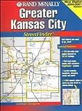 Rand McNally Kansas City & Vicinity: Streetfinder : 2000-2001 (USA StreetFinder Atlas)