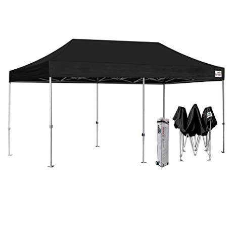 Eurmax 10 x 20 EZ Pop up Canopy Wedding Party Tent Gazebo Shade Shelter Commercial grade  sc 1 st  Amazon.com & Amazon.com : Eurmax 10 x 20 EZ Pop up Canopy Wedding Party Tent ...