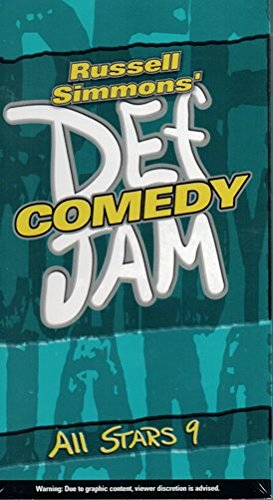 Def Comedy Jam: All Stars Volume 9 by