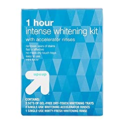 Up & Up 1-Hour Intense Teeth Whitening Kit
