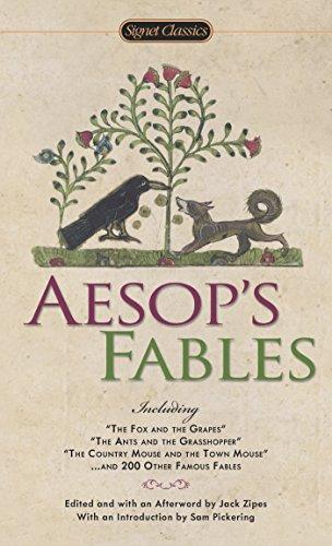 Aesop's Fables (Signet Classics)