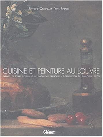 Cuisine et peinture au Louvre